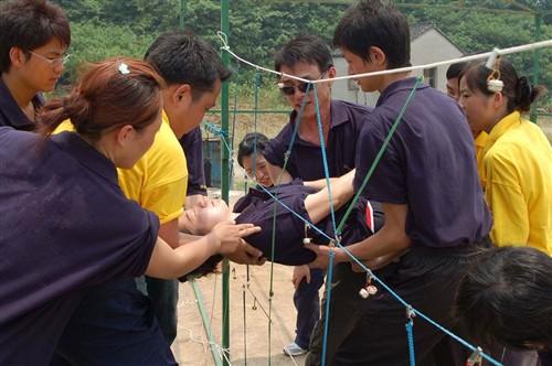 广州碧桂园假日半岛凤凰拓展基地、团队拓展培训两天方案