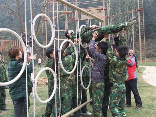 惠州南昆山云天海拓展基地、团队专业拓展训练及休闲度假两天方案