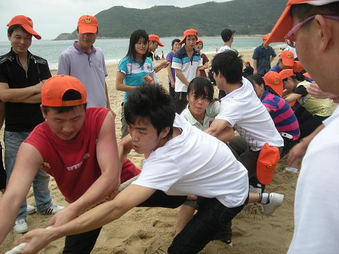 珠海海泉湾体验式拓展训练、圆明新园、温泉、渔女、环岛游两天方案