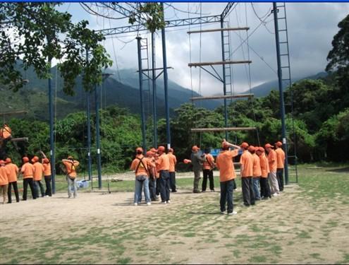 广州拓展培训、香草世界拓展基地、芙蓉峡度假两天度假培训方案