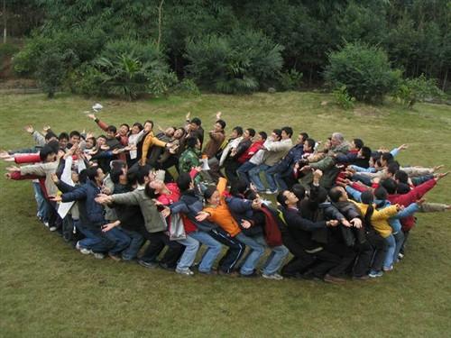 惠州龙门体验式拓展训练、团队拓展培训及休闲度假两天方案