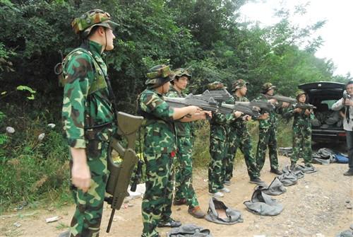 惠州龙门温泉拓展基地、专业拓展培训两天度假训练方案