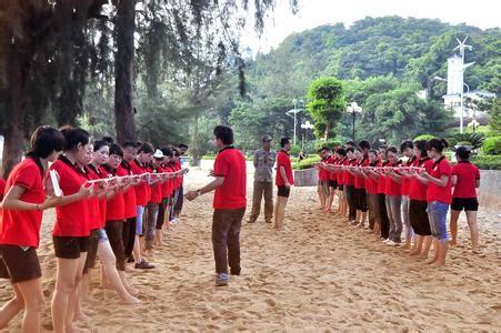 深圳拓展培训、深圳海上田园基地体验式培训一天方案
