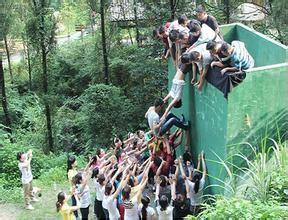广州笑翻天拓展训练基地拓展、团队培训活动度假两天方案