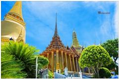 泰国曼谷芭提雅沙美岛六天豪华团