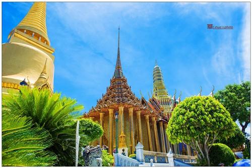 【泰国】泰国曼谷芭提雅沙美岛六天豪华团