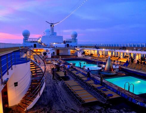 【暂停发团】【皇家加勒比邮轮•海洋水手号】上海-济州-釜山五日游