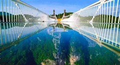 <清远2日游>浸泡广东省六大温泉之一新银盏温泉、300CC大排量沙滩四驱车、牛鱼嘴原始森林公园、牛鱼嘴惊魂玻璃桥