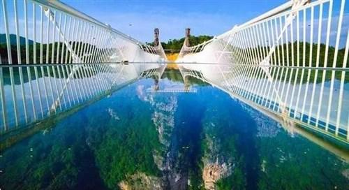 【清远】<清远2日游>浸泡广东省六大温泉之一新银盏温泉、300CC大排量沙滩四驱车、牛鱼嘴原始森林公园、牛鱼嘴惊魂玻璃桥