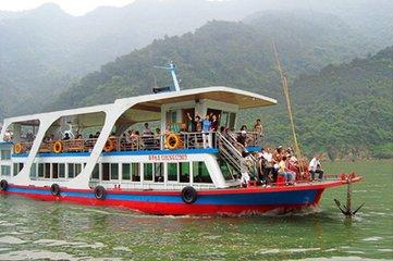 【清远】笔架山漂流+银盏森林温泉+小北江三峡休闲二天游
