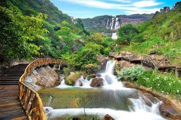 广州从化玫瑰园、仙沐园温泉、溪头村、水陆绿道两日游