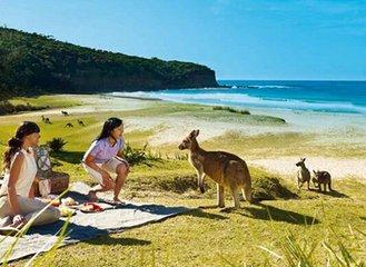 <澳洲八日游>澳洲大堡礁-精选阳光游