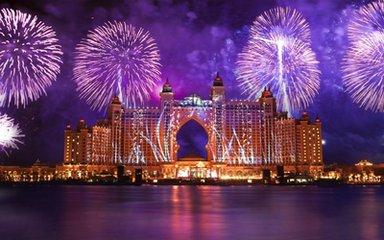 阿联酋航空塞舌尔4晚+迪拜2晚 八天六晚套餐