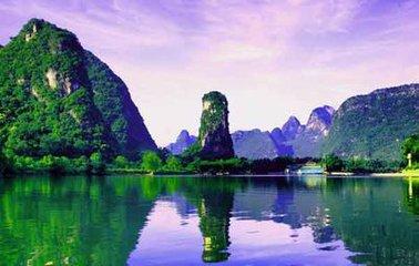 广西桂林阳朔龙脊三天品质游