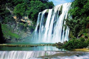 [ZJGZ]〈贵州四日游〉黄果树瀑布、西江千户苗寨高铁四日游