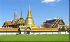 """海外旅行社推出的""""畅游昆曼大通道""""泰国、老挝、金三角7晚8天自驾游活动"""