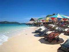 <普吉岛五日游>普吉PP岛+珊瑚岛-双岛品质游