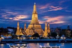 <泰国六日游>曼谷+芭提雅-国际五星都喜天丽-耀泰臻品-ZH-豪华团