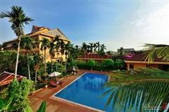 中国赴柬埔寨游客数量破百万 成最大客源国