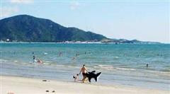 <惠州一日游>巽寮湾天后宫+海滨温泉
