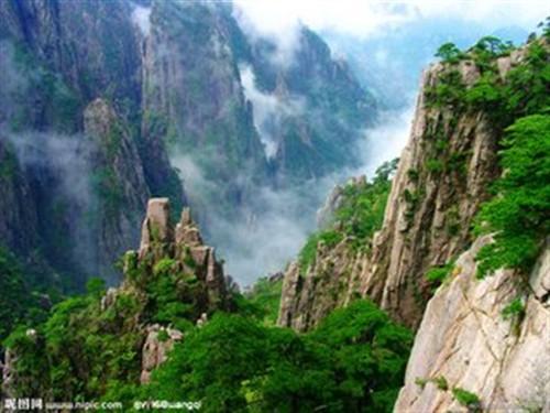 【黄山】安徽黄山风景区、宏村、西递五天双卧团