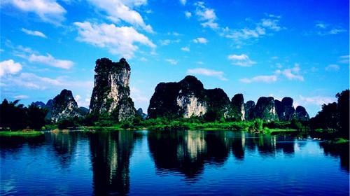 桂林阳朔三天两夜游