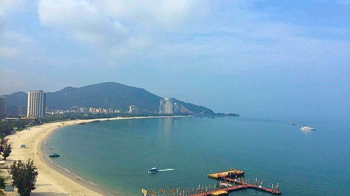 深圳都有哪些沙滩,深圳最好玩的海滩是哪里?