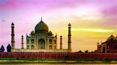 <印度-金三角4晚6日游>广起港止,印度金三角文明古国游,一个不可思议的国家,一段不可思议的旅程,含签证/司导服务费