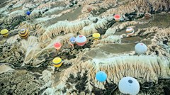 <土耳其10-11日游>行程经典,温泉酒店,爱琴海海边酒店,可自费升级洞穴酒店,可自费乘坐热气球,品当地餐,车载WIFI随时分享美景