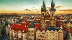 <捷克+奥地利+法瑞意德13日游>东西欧全景,一价全含,25人小团,国泰直飞,布拉格城堡, CK小镇,米其林美食,美泉宫,铁力士雪山,斯洛文尼亚布莱德湖,全程WIFI