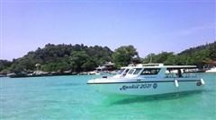 <泰国-普吉岛6日游>、全程0自费、三天出海畅玩、大小皮皮岛浮潜、天堂湾、蓝钻珊瑚岛、攀牙湾、精油SPA、升级一晚五星度假酒店