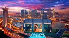 <新加坡5日游>0购物,环球影城/SEA海洋馆/海事博物馆,A全程四星,B升级2晚圣淘沙入住五星,一天自由,深圳/香港起止