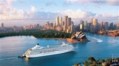 <澳大利亚新西兰凯墨12日游>直升机遨游,世遗蓝山,绿岛大堡礁,爱歌顿牧场,观赏萌萌哒考拉,浪漫游船,有轨电车