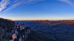 <澳洲新西兰大堡礁墨尔本12日游>高点评 澳航直飞 直升机翱翔 天堂农庄亲亲小动物 爱歌顿牧场喂羊驼 蓝山国家公园 赠澳式下午茶