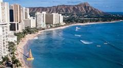 <美国东西海岸-大瀑布-洛城-夏威夷14-16日游>CA全国联运,暑期名校游,B和E行程增游旧金山,其余行程可升级加拿大游