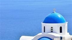 lt;希腊西班牙葡萄牙12日游> 圣托里尼 巴塞罗那 雅典卫城 升级悬崖酒店 入内参观马德里皇宫 西班牙海鲜饭 全程四星