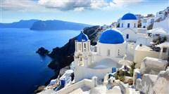 <希腊8日游>全程四到五,特色羊排餐,圣岛两晚住宿,米岛,卫城,雅典竞技场,含Wifi,可升级悬崖酒店,异地送签