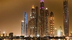 [春节]<迪拜-阿布扎比6日游>香港EK直飞,谢赫扎耶德清真寺,双岛游,享阿拉伯餐,B线春节团期,河畔风情街,卢浮宫博物馆