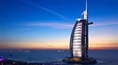 <迪拜-阿布扎比6日游>阿拉伯城,暮色清真寺,A行程一千零一夜/B行程游乐高乐园/C行程专享,升级两晚钢笔酒店、维迪水世界
