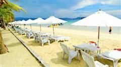 <长滩岛机票+当地5日游>长滩巡游含出海游、浮潜、BBQ海鲜套餐(约4小时)
