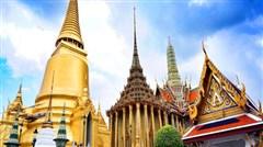 <曼谷-芭堤雅-普吉10日游>,泰国三地畅游,一晚普吉升级五星酒店,MAX泰拳、夜游湄南河,攀牙湾、蓝钻珊瑚岛、PP岛快艇浮潜