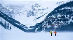 <加拿大-温哥华-落基山脉8日游>班芙国家公园、露易丝湖、费尔蒙露易丝湖城堡酒店,班芙温泉
