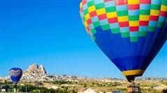 <土耳其12天游>香港直飞,2晚卡帕,全程车载WIFI,番红花城,蓝色清真寺,棉花堡温泉酒店,伊斯坦布尔一天自由活动,土耳其航空