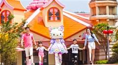 <上海迪士尼乐园-常州中华恐龙园-Kitty猫乐园双飞6日游>三晚特色主题酒店,2晚国际五星酒店,超赞的搭配,超嗨的暑期