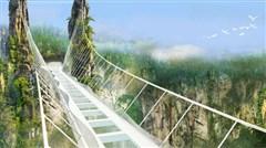 <张家界-袁家界-天子山-大峡谷玻璃桥-凤凰双飞6日游>小资之选,直飞张家界,探险玻璃桥,潇潇烟雨张家界