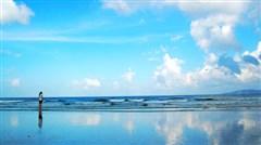 深圳绽放着国际滨海旅游城市的灿然风采