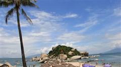 <惠州巽寮湾-三角洲岛2日半自助游>住海王星精品酒店,酒店含早,海滨度假直通车