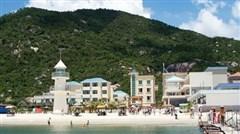 <惠州巽寮湾2日半自助游>住金银滩度假酒店,享私人沙滩,海滨度假