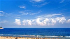 <阳江闸坡海陵岛2日游>宿海陵岛保利皇冠假日酒店标准双人房,含自助早餐