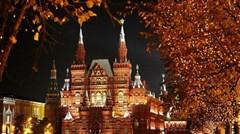 <俄罗斯8日游>团队免签 深起港止 正点航班  俄航直飞 巍峨莫斯科 柔情圣彼得堡 探寻埃尔金岛和双城古镇的自然风光